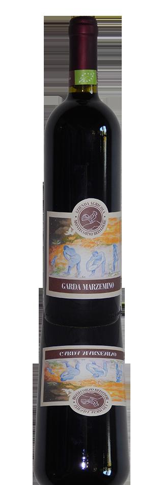 Vino rosso garda Cormino montecorno